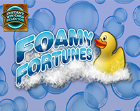 Instant Win Card Selector- Foamy Fortunes